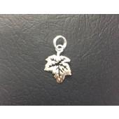 Sterling Silver Maple Leaf