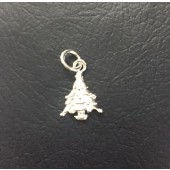 Sterling Silver Christmas Tree