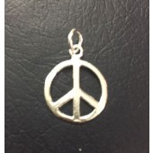 Sterling Silver Peace