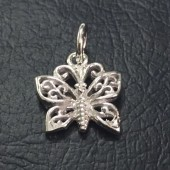 Sterling Silver Butterfly