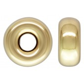 Gold Filled Roundels