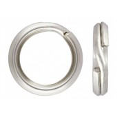 Sterling Silver Split Rings
