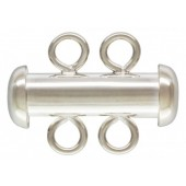 Sterling Silver Slide Clasps