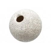 Sterling Silver Star Dust (Laser Cut) Beads